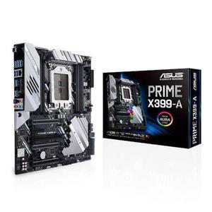Asus Prime X399-a 8xddr4 M.2 Aura Rgb Usb 3.1 Amd Tr4