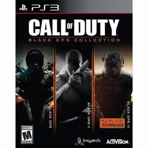 Call Of Duty Black Ops Collection.-ps3