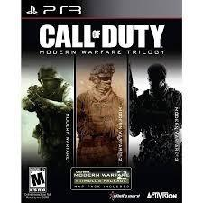 Call Of Duty: Modern Warfare Collection - Ps3 - Envío