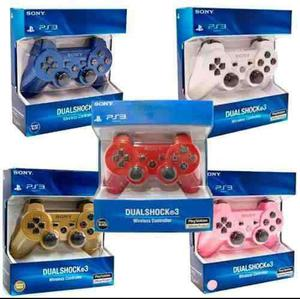 Control Para Ps3 Dualshock Dualshock Inalámbrico Oem