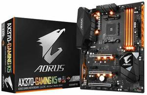 Gigabyte Ax370-gaming K5 Para Amd Ryzen Y Apu Skt Am4