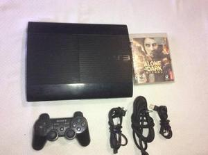 Play Station 3 Super Slim. Ps3. Capacidad 320 Gb