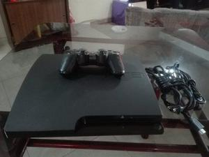 Ps3 Slim 160 Gb 1 Control.