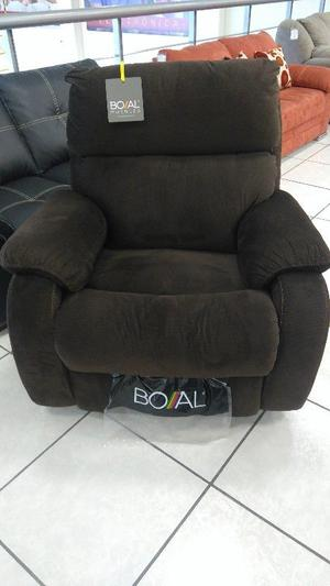 RECLINABLE Marca BOAL CHOCOLATE modelo