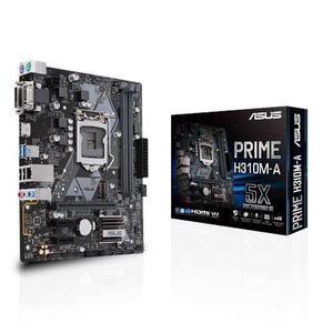 T. Madre Asus Prime H310m-a Intel Lga1151 Ddr4 H310