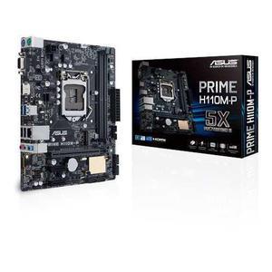 Tarjeta Madre Asus Prime H110m-p Intel 7a Gen Lga1151