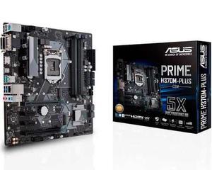 Tarjeta Madre Asus Prime H370m-plus Ddr4 Intel 1151