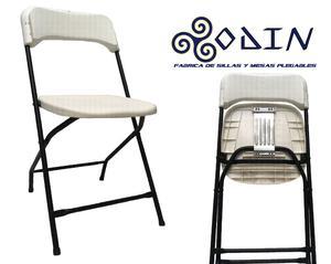 Venta de sillas plegables
