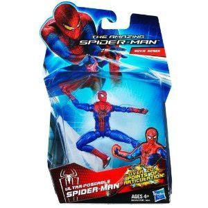 Amazing Spiderman Movie 3,75 Pulgadas Figura De Acción De
