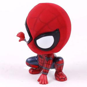 Figura De Accion Mini Spider-man 8 Cm