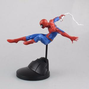 Figura De Accion Spider-man # 8 Sin Caja 18cm