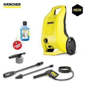 Hidrolavadora Karcher K3 Comfort Car psi Con Accesorios