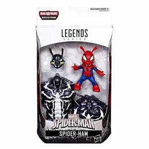 Spider Ham Marvel Legends Series Baf Monster Venom Envio Gr