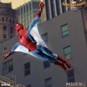 Spider-man Homecoming Mezco Toyz Preventa