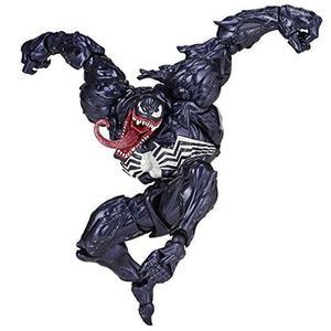 Venom Amecomi Yamguchi No.003 Figura De Acción De Revoltech