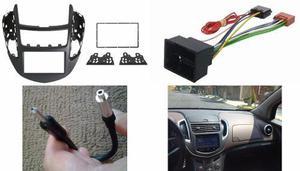 Adaptador De Frente Arnes Antena Chevrolet Trax 2013 A 2016