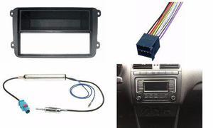 Adaptador Frente Arnes Antena Volkswagen Vento 2014 A 2017