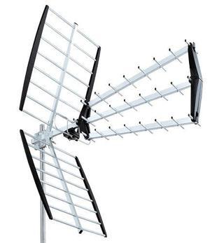 Antena 42 Elementos Para Ver Canales Hd De Tv Abierta
