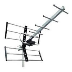 Antena Aerea Power Co. Hd Tv Exteriores. 75 Km Alcance / 1