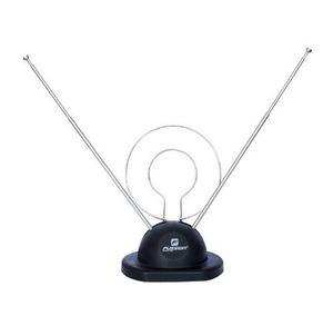 Antena De Conejo Hdtv Con Cable Coaxial De Gran Calidad