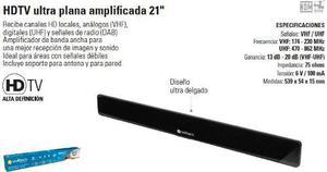 Antena Hdtv Ultra Plana
