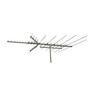 Antena Logarítmica Para Tv Digital Zonas Rurales Tx Pro