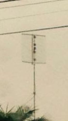 Antena Para Tv Hd Modelo M100 De Huesby Para Zonas