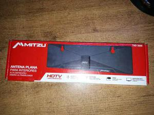 Antena Plana Para Interiores Hd (thd-3000) Mitzu