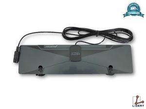Antena Plana Para Tv Interior Hd Hdmi Alta Definición Slim