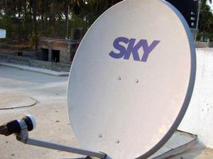 Antena Sky Para Fta,iks Dish... 80 Cms