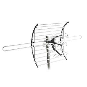 Antena Uhf Aérea De 20 Elementos Hd | Ant-uhf 20