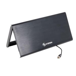 Antena Uhf Plana Con Triple Filtro Anti-ruido Y Booster