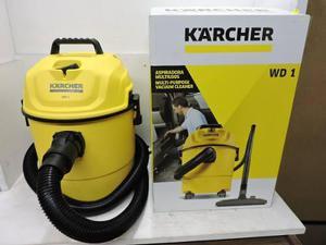 Aspiradora 15 Lts Karcher 1200 Watts
