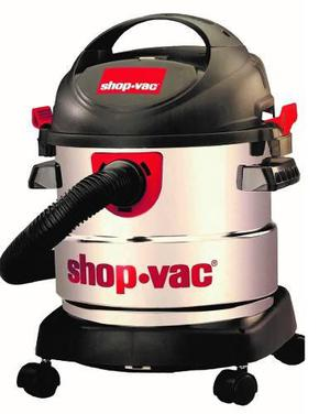 Aspiradora Electrica Uso Rudo Shop Vac 5 Gal 5 Hp