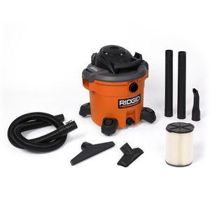Aspiradora - Ridgid 12 Gal. 5.0-peak Hp Wet/dry Vacuum