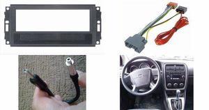 Frente Adaptador Arnes Antena Dodge Caliber Año 2008 A 2012
