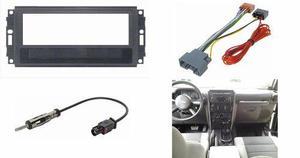 Frente Adaptador Arnes Antena Jeep Wrangler Año 2007 A 2016