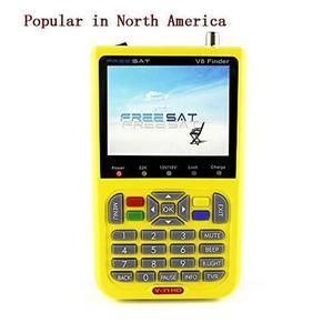 Genuine Digital Free Sat Finder 1080p Full Hd Mpeg-4 Dvb-s2