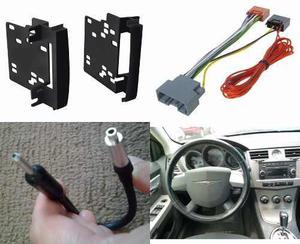 Kit Frente Arnes Y Antena P/ Chrysler Cirrus Año 2007 A