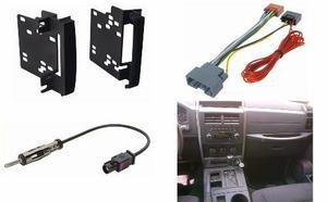 Kit Frente Arnes Y Antena Para Jeep Liberty Año 2008 A 2013