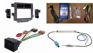 Kit Frente Volante Arnes Antena Chevrolet Malibu 2013 A 2015