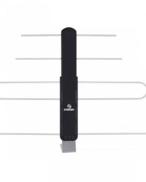 Mini Antena Uhf Aérea De 4 Elementos Hd | Ant-hd 008