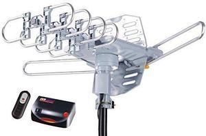 Pingbingding Hdtv Antena Amplificada Digital Al Aire Libre A