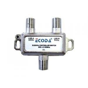 Switch Mezclador No Requiere Configuracion 2 Satelites Remat