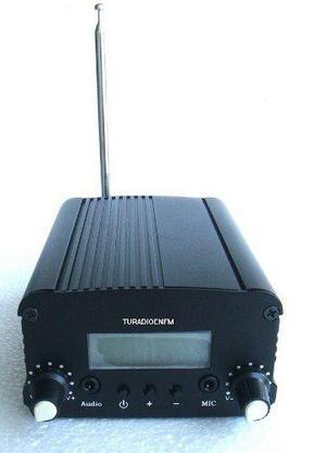 Transmisor Radio Fm 7 Watts + Antena + Envio Gratis