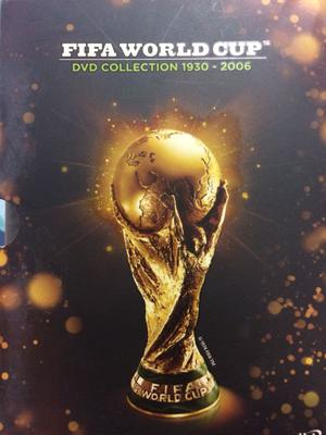 15 CD Historia de los mundiales de fútbol.