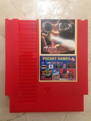 150 En 1 Nintendo Nes Super Mario,tortugas Donkey Kong Nuevo