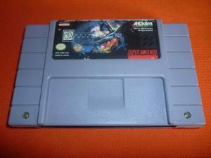 Batman Forever Para Super Nintendo Snes