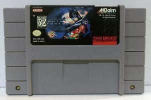 Batman Forever Super Nintendo Snes Cartucho Retromex Tcvg