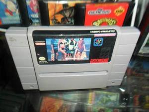 California Games Ii Super Nintendo Snes Cartucho